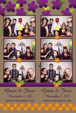 Grace & Jesse's Wedding