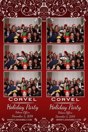 CorVel Holiday Party