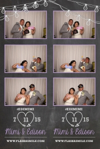 Edison & Mimi's Wedding